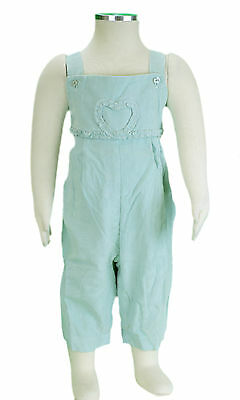 JACADI Girl/'s Ajouter Multi-Color Floral Long Dungarees Size 6 Months NWT $45