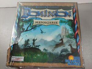 Dominion Menagerie Expansion Rio Grande Games RGG 591 Board Game