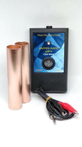 30 kHz Zapper Clark Wave Zapper-rapide avec Orgone