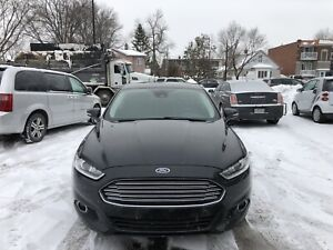 2014, Ford Fusion. AWD. 4cylinder 2.0L