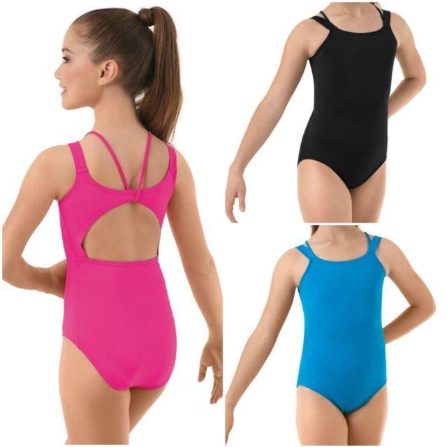 NEW Balera MT7491 Basic Tank Ballet Dance Gymnastics Leotard Youth//Adult