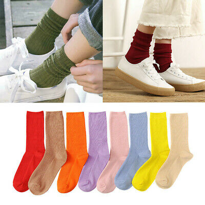 Winter Cozy Thermal Fleece Socks Warm Cute Cosy Winter Autumn Seamless Socks UK