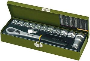 PROXXON-Set-bussole-passanti-da-13-a-27-mm-23604