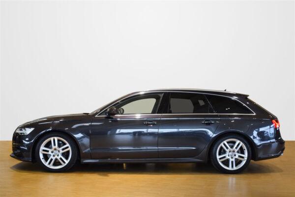 Audi A6 2,0 TDi 190 Ultra S-line Avant Str - billede 1