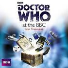 Doctor Who at the BBC: Lost Treasures: Volume 8 by David Darlington (CD-Audio, 2013)