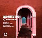 Die 7 Todsünden-Arien und Madrigale von Garca Alarcn,Aspromonte,Cappella Mediterr,Flores (2016)