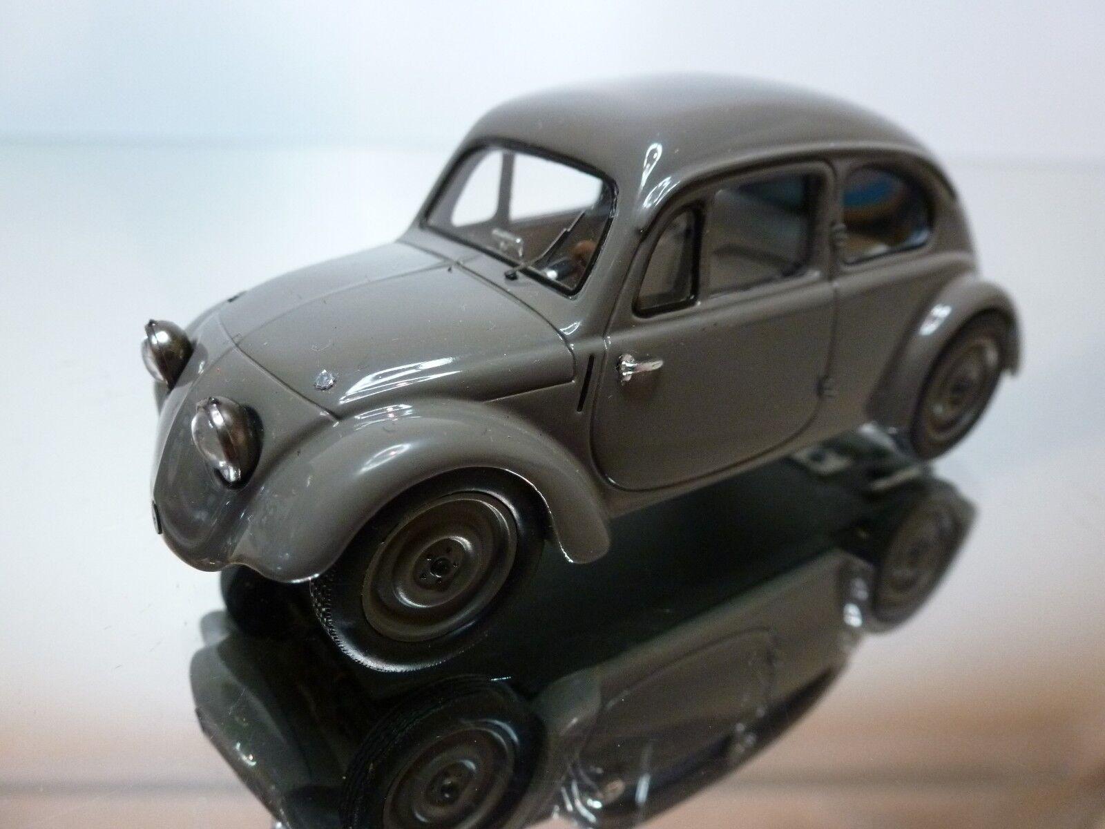 PREMIUM CLASSICS VW VOLKSWAGEN VERSUCHSWAGEN V3 - gris 1 43 - EXCELLENT 25 4