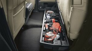 2007 2017 Toyota Tundra New Factory Underseat Storage