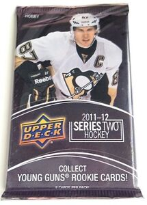 Verzamelkaarten: sport 2011-12 Upper Deck Hockey Series 2 HOBBY Box Young Gun Auto Rookie Patch Jersey?