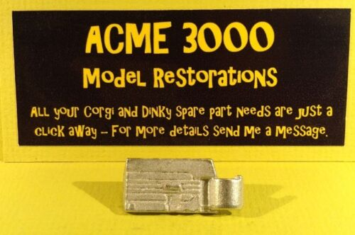 French dinky 538 FORD TAURUS 12 M Reproduction à Gauche Main L//H en métal blanc porte