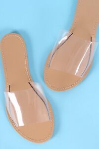 Clover-135-Wild-Diva-Single-Band-Perspex-Comfortable-Slip-On-Flat-Sandals