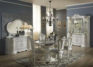 grata italian high gloss white living room furniture ebay