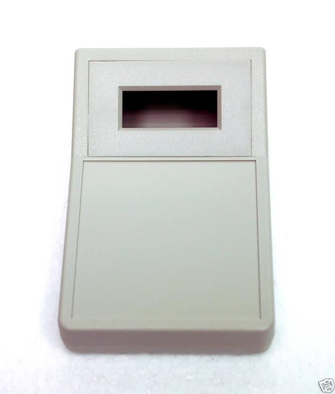 100pc Slopped Hand-Held Tastatur Gehäuse ABS Kunststoff Gehäuse G1168G Keine Batterie