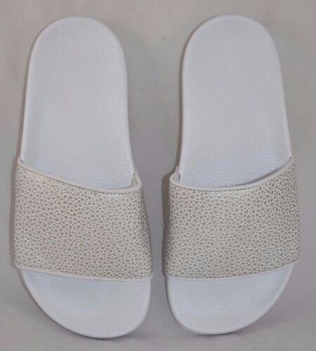 North Slides White Womens Textured 99 Slydes £19 Rrp RBqxOa5n