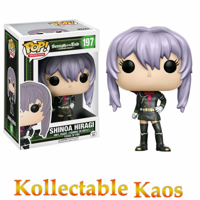 Seraph of the End - Shinoa Hiragi Pop! Vinyl Figure #197