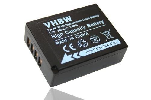 hs30exr batería Bateria para Fuji np-w126 Fujifilm Fuji FinePix-pro 1 hs30 exr