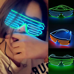 Led-light-up-obturateur-Funny-Lunettes-rave-Party-Clignotant-led-Lunettes