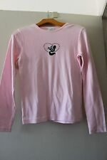 Warner Bros. Rare Pepe Le Pew & Penelope Long-Sleeve T-Shirt, Ladies XS, NWOT