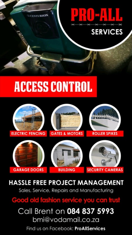 GATE AUTOMATION SPECIALS