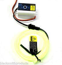 Lk-0029yw 1/10 o 1/8 CARROZZERIA coprire TRON LED Luce Filo Tubo Kit Set Giallo