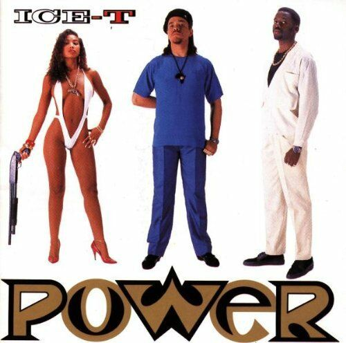1 of 1 - Ice-T - Power [New CD] Explicit, Manufactured On Demand