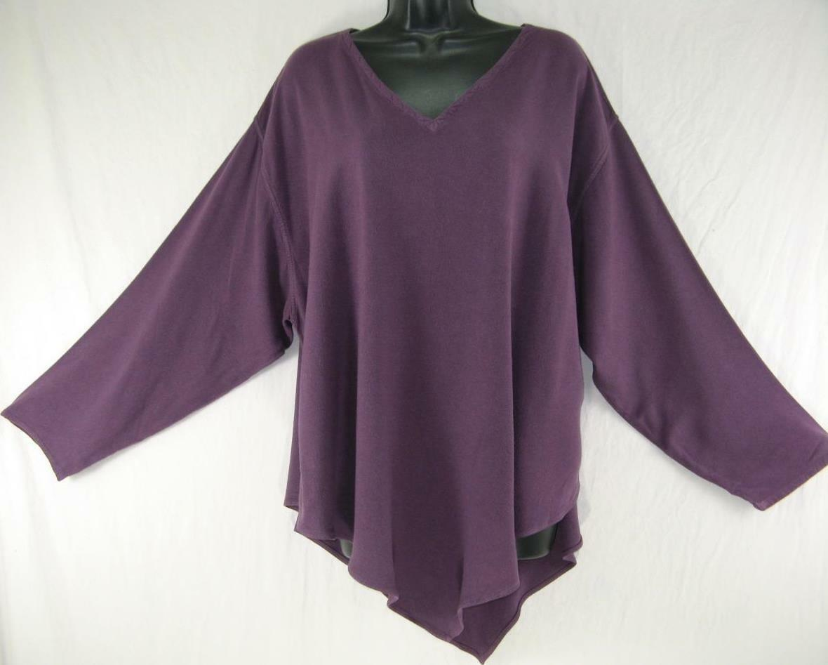 TIENDA HOMulberryMGoldCCAN COTTONL S Monsoon Tunic TopAsymPointed HemFREE