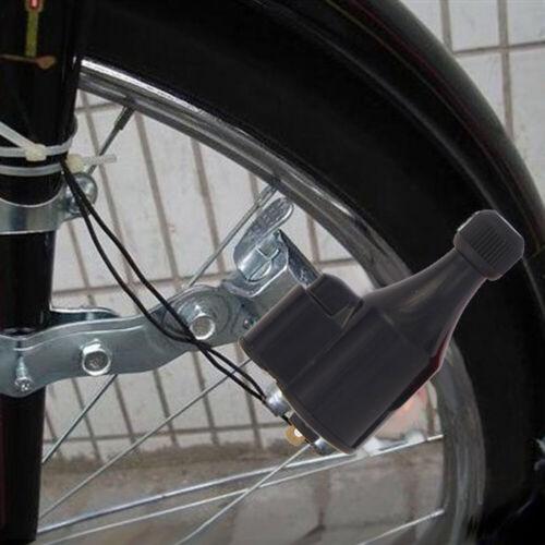 Fahrradbeleuchtung Set Fahrrad Frontscheinwerfer Rücklicht Rücklicht Dynamo V0C6