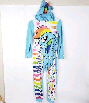 My Little Pony Pajamas One Piece Rainbow Dash