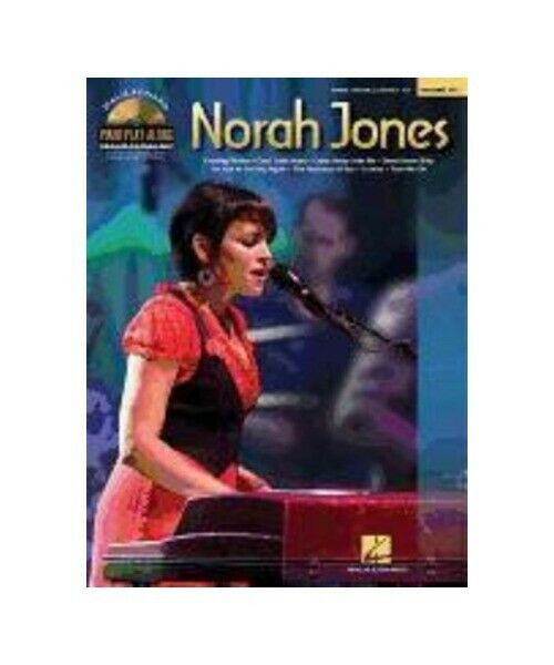 """ Norah Jones: Piano Play-Along Vol. 121"