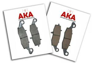 Full Set Of Front Brake Pads for Suzuki SV650 SX-LO 1999 to 2010 Brand New
