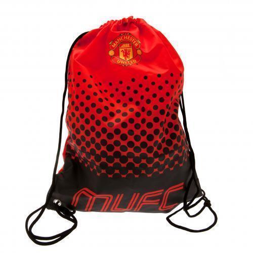 Football Team Back To School Gym Kit Drawstring Bag PE Boys Fan Gift Official