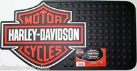 Harley Davidson Hd Cycle Shield Counter Mat Welcome Shop Cargo Floor Home 12x24