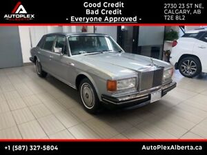 1989 Rolls Royce Silver Spur Classic - MINT, LOW KMS!