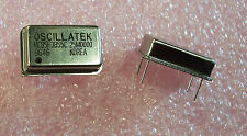 Qty 10 25 Mhz Vco Oscillators Full Size 5v Hcb5f3b55c25m000 Oscillatek