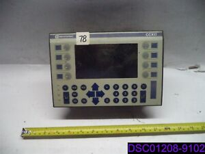 MODICON TELEMECANIQUE SCHNEIDER LCD OPERATOR PANEL TCCX1730LW *METAL CASE*