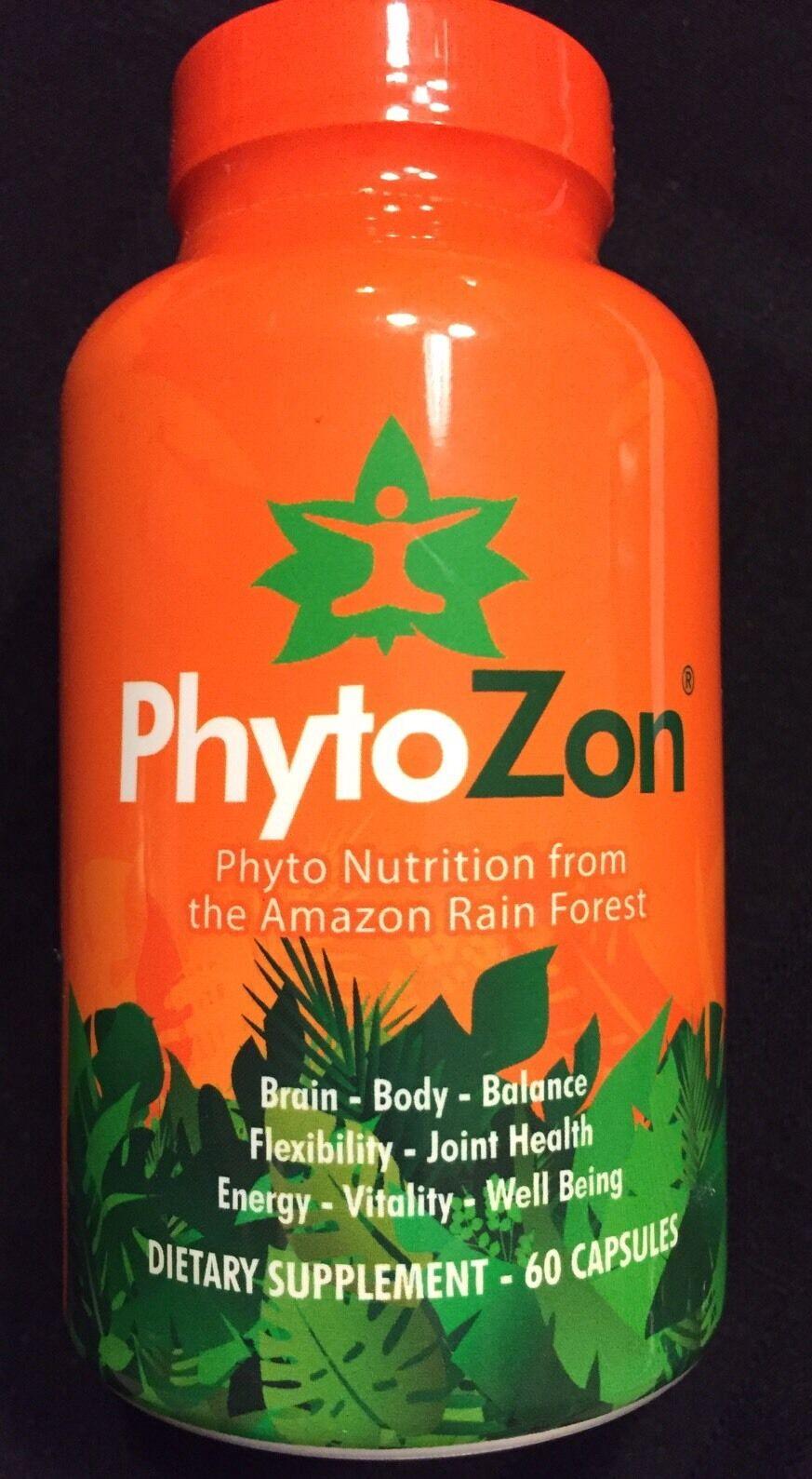 Alli Diet Pill Amazon phytozon nutritional supplement from amazon rain forrest - 60 capsules