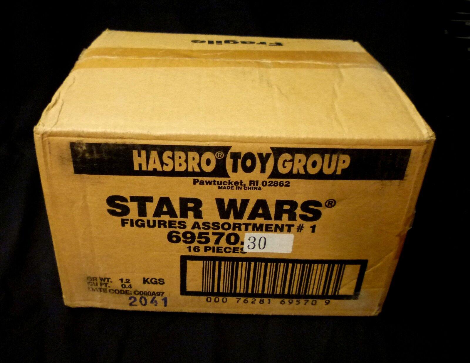 Star Wars Hasbro Figura De Acción Funda 69570.30 cifras Ayudante 1 Sellado De Fábrica.