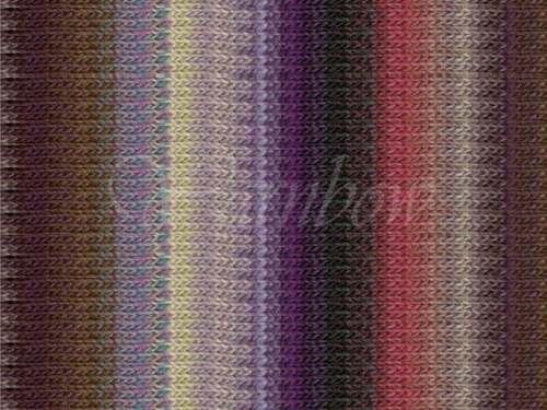 NORO wool cashmere silk yarn 30/% OFF :Shiro #15: Browns-Purple-Red-Ecru