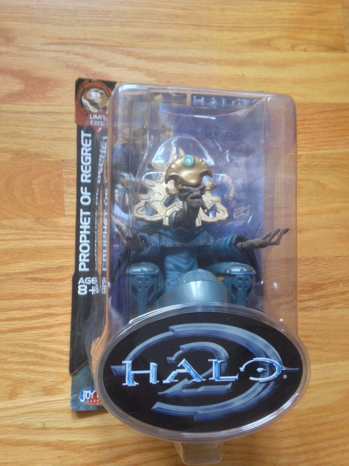 HALO 2 SERIES 1 LIMITED EDITION PROPHET OF REGRET