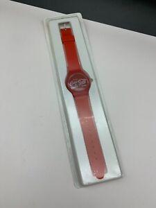 Coca-Cola-Armbanduhr-Top-Condition
