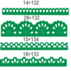 4PCS Flower Metal Cutting Dies Stencil Scrapbooking Card Paper Craft decor