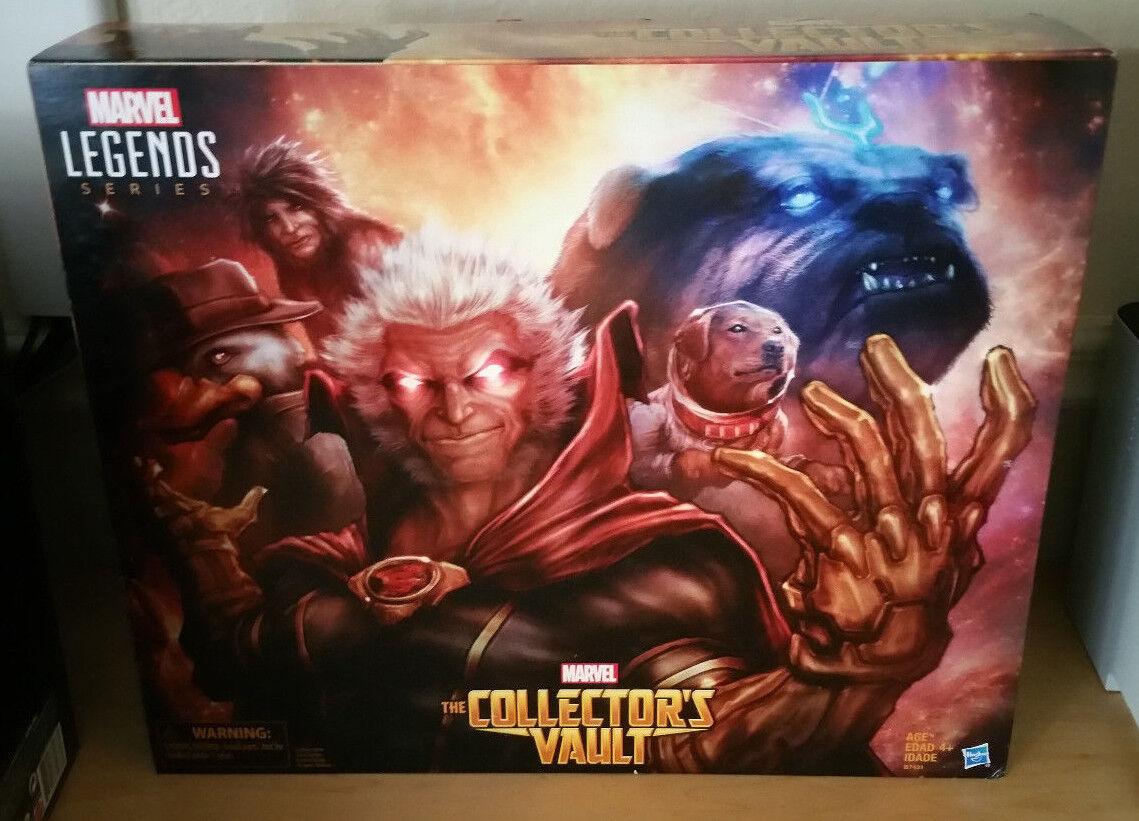 SDCC 2016 Hasbro Exclusive Marvel Legends The Vault Set of Action Figures