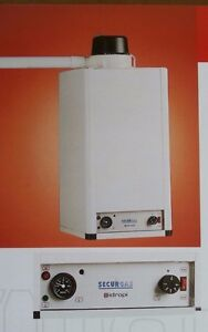 Scaldabagno murale a gas metano camera stagna ad accumulo lt 80 garanzia 3 an ebay - Scaldabagno a gas a camera stagna ...