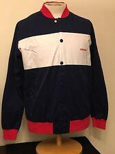 Vintage Adidas Originals Trefoil 40th Anniversary 72 Snap Button Jacket XL Rare