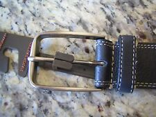 "Martin Dingman Leather Belt 38 BNWT ""Made by Hand in America"""