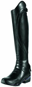 ARIAT-Womens-Volant-Tall-Back-Zip-Show-Boot-10007899-Black-New