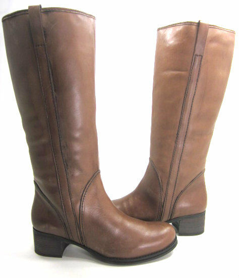 negozio fa acquisti e vendite BIVIEL donna 2883 KNEE HIGH avvio MALAGA OAK OAK OAK LEATHER US Dimensione 8 EU 38 MEDIUM NEW  online economico