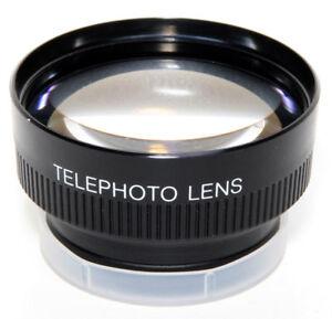 52mm Aggiuntivo Tele Sears 46 videocamere innesto x 49 nq0w7qgz8