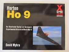 Horten Ho 9 - over 150 b/w photographs and line drawings