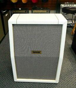 Marshall Ltd Edition SV212 Studio Vintage Vertical Extension Cabinet! NO RESERVE
